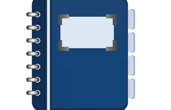 Kalendarz plus wizytówka
